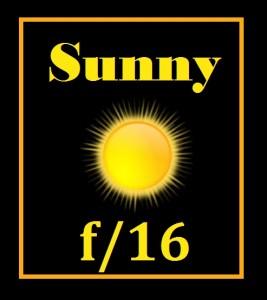 Sunnyf16
